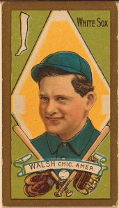 No pitcher has won 40 games in a season since Ed Walsh did it in 1908.