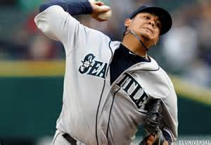 Felix Hernandez was the King in 2010.