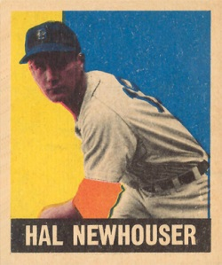 Hal Newhouser scouted Derek Jeter and recommended that the Astros draft him. Houston took Phil Nevin instead.