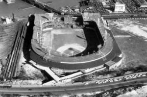 The Polo Grounds hosted its last baseball game on this date in 1962.