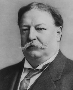 President Taft began the first-pitch tradition among chief executives.