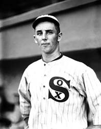 Lefty Williams compiled an 82-48 won-loss record, mostly with the Chicago White Sox.