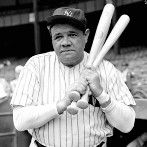 Happy birthday, Babe Ruth!
