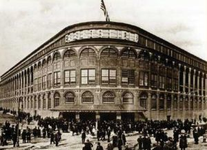 Fans went to 55 Sullivan Place in Brooklyn to see the Dodgers play.