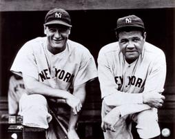 You'll most likely read about Lou Gehrig and Babe Ruth in the new Whittier College program on baseball studies.