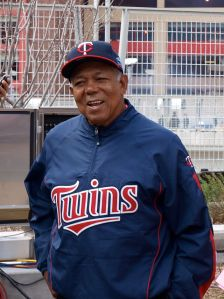 Tony Oliva batted .304 and hit 220 home runs in a career that was shortened due to some severe knee injuries.
