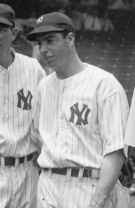 Joe DiMaggio hit safely in 72 of 73 games for the Yankees during one memorable stretch in 1941.