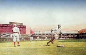 The so-called Palace of the Fans in Cincinnati hosted Reds games from 1902-1911.