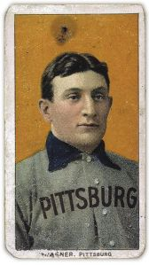 Do you have this baseball card?  You could be rich.