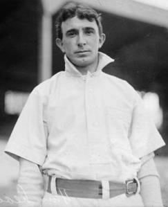 Johnny Kling was the top defensive catcher of early 1900 baseball.