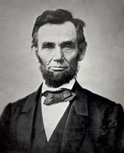 Abraham Lincoln, president and ballplayer.