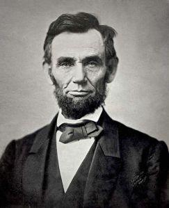 Abraham Lincoln, president and ballplayer.