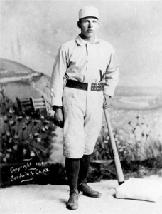 William Hoy was a deaf mute and a good baseball player.  Guess what they called him.