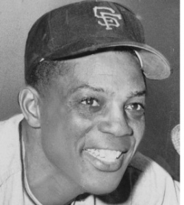 Willie Mays began his incredible career with the New York Giants and continued it in San Francisco beginning in 1958.
