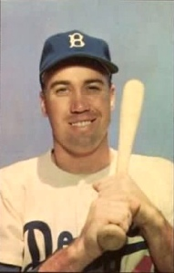 Brooklyn's Duke Snider hit a total of 207 home runs from 1953-57.