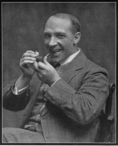Harry Lauder wrote the hit Roamin' in the Gloamin' in 1911.