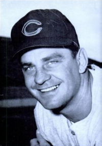 Big Klu led the National League with 49 home runs in 1954.