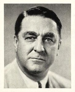 The Dodgers hired Branch Rickey to run the club on Oct. 4, 1942.