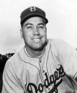 Duke Snider hit a three-home run in Game 4.