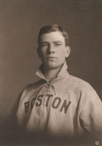 Tris Speaker played for Boston before moving over to Cleveland.