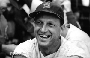 Were Stan Musial and the Cardinals once bound for Houston?