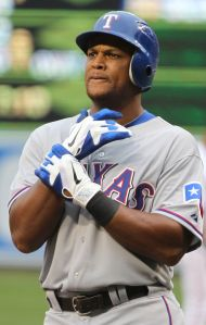 Adrian Beltre has a career WAR of 83.8, according to baseball-reference.com/Keith Allison photo