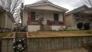Garagiola grew up in this home on Elizabeth Street.