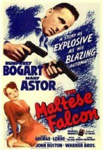 The Maltese Falcon premiered Oct. 3, 1941, in New York City.