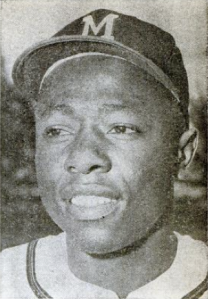 The great Hank Aaron hit his record 715th home run off Al Downing on April 8, 1974.