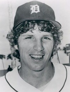 Mark Fidrych compiled a 19-9 won-loss mark during his magical year for the Tigers in 1976.