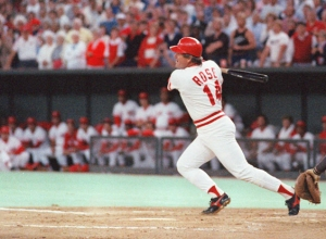 Pete Rose famously barreled into Ray Fosse during the 1970 All-Star game.